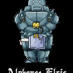 FMA: Alphonse by Kynkyn