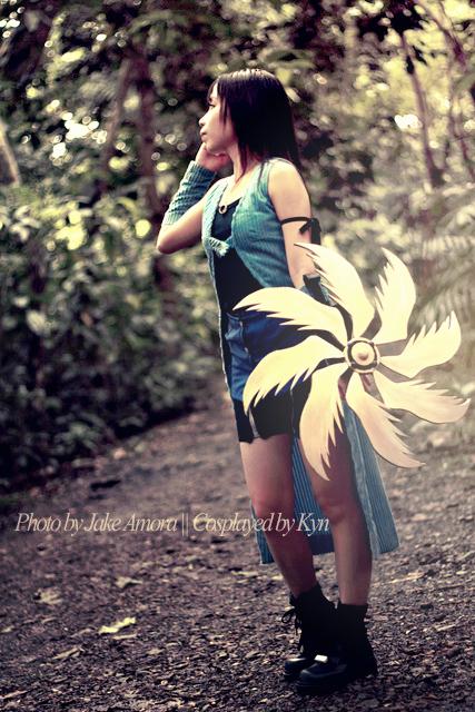 FFVIII: Find your way by Kynkyn