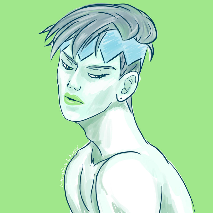 Color Practice: Rohan by Matryoshika524