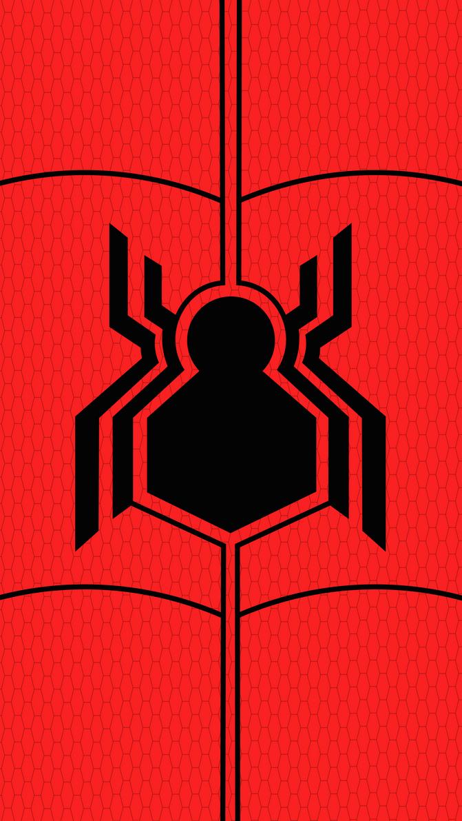 Spider Man Civil War Phone Wallpaper By RayDaveTony