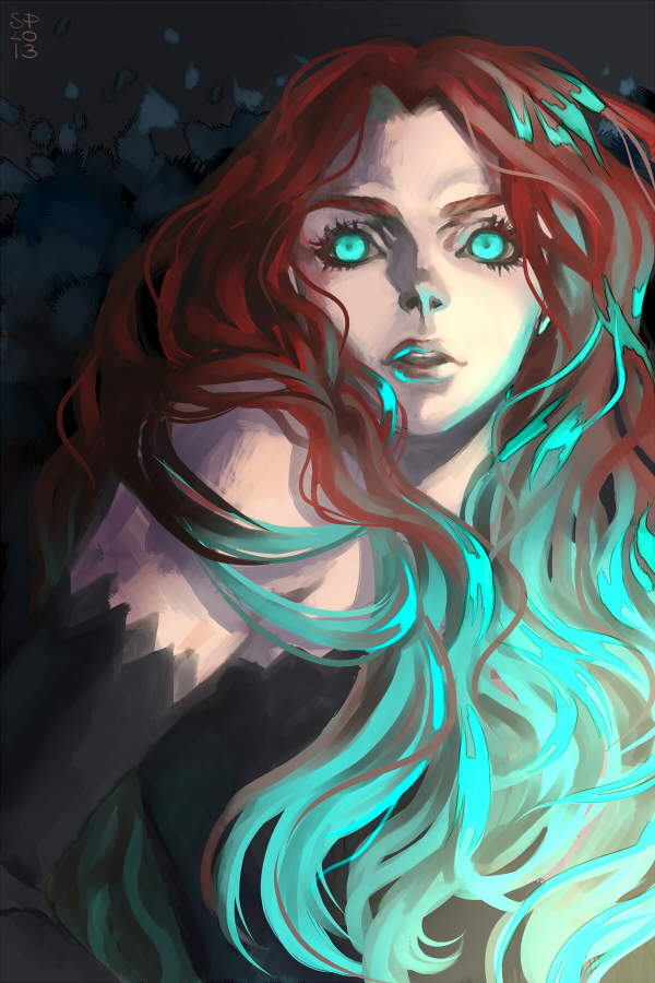 Fear by Saiprin