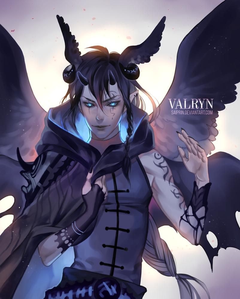 Valryn by Saiprin