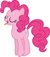 Pinkie Pie Jump by sircinnamon