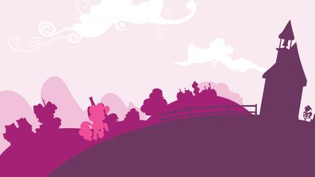 Stylized Pinkie Pie by sircinnamon