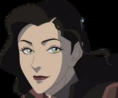 Asami, Lord of Attractiveness by sircinnamon