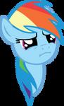 Rainbow Dash's WTF Face