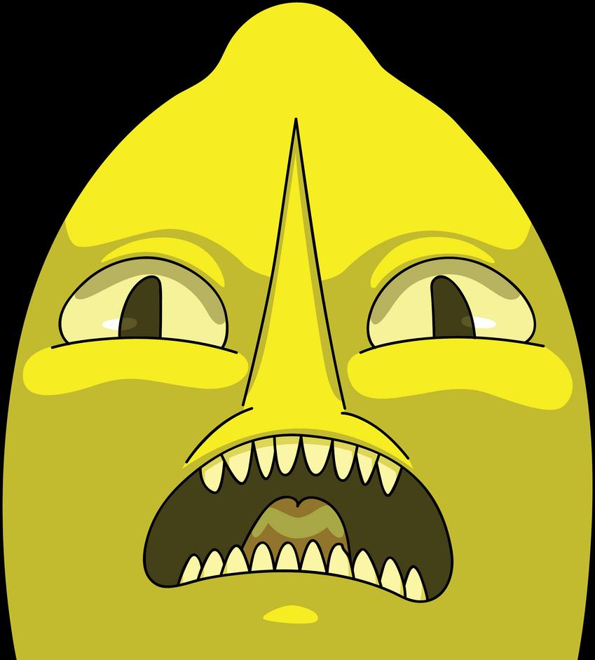 Lookin good, Lemongrab by sircinnamon