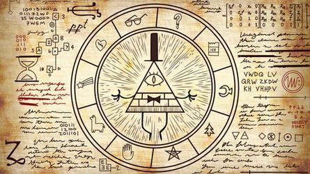 Bill Cypher Wallpaper by sircinnamon