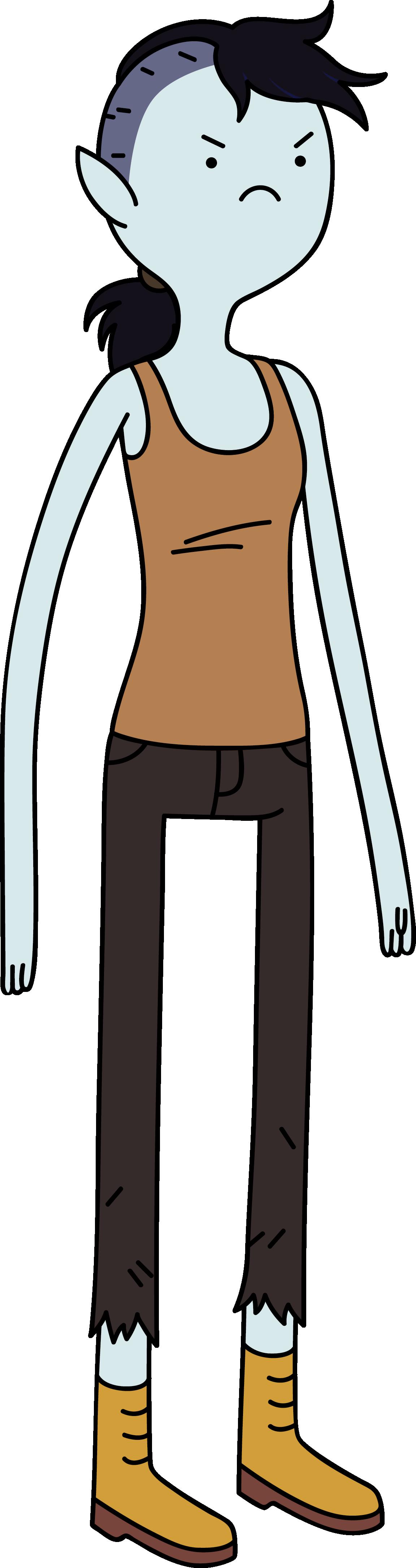 Teenage Marceline by sircinnamon