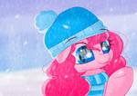 Winter Pinkie Pie