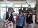 Hikaru and Kaoru at Metro09