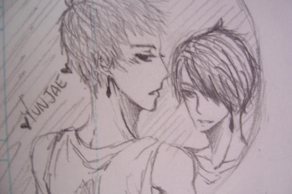 My fanart......drawing whatever ;P - Page 2 YUNJAE_love_XD__DBSK_by_animefreak919