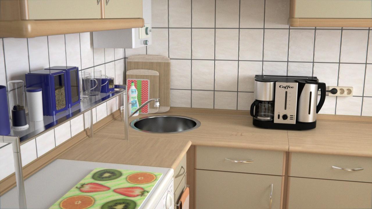 German Kitchen By Erkucrunk On DeviantART