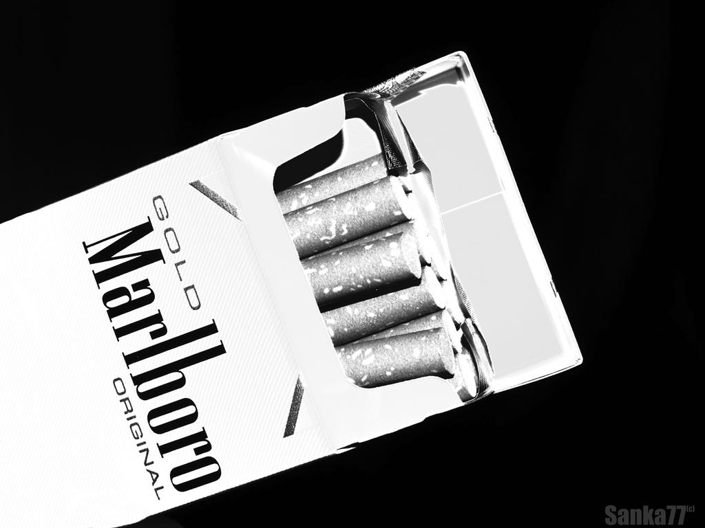 A Pack Of Cigarettes By Sanka77