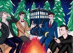 The Doctor's Christmas. by MyNameIsEmeralds