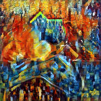 Abstract AI Art