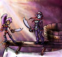 Shantae Vs Risky
