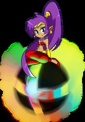 Shantae For Smash by JamoART