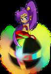 Shantae For Smash