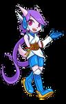 Sash Lilac - Freedom Planet 2