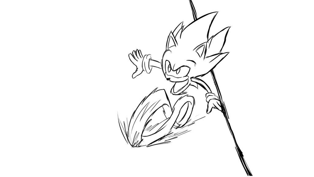 Sonic78 by JamoArt
