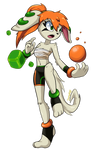 COMM - TIDES OF CHAOS: Milla Basset the Hound