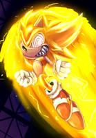 Super Sonic? by JamoART