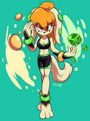 Tides Of Chaos Milla (COM) by JamoART