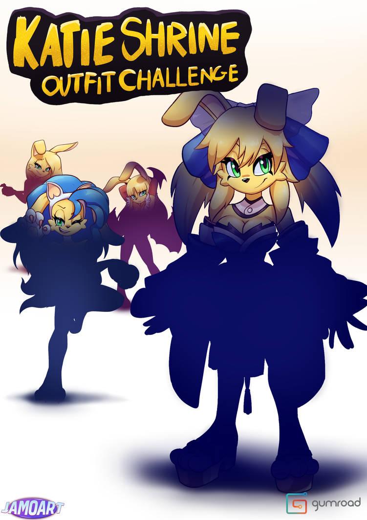 Katie Shrine Outfit Challenge Bundle (SALE)