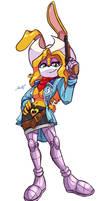 COMM - Bunnie 'Judy' Rabbot
