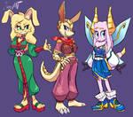 Wetzu Outfits