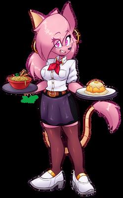 Mathilda the Waitress