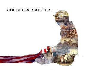 God Bless America by chez-eh