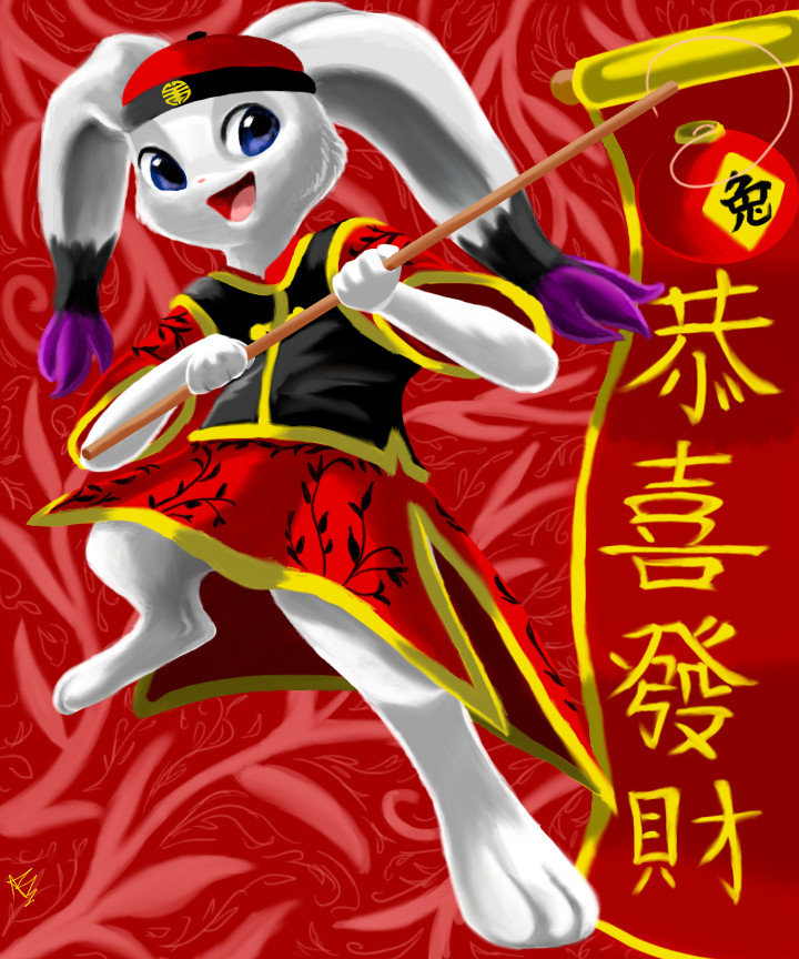 Chinese New Year 2011 by DragginCat