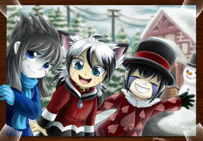 Com: Winter Fun by Seyumei