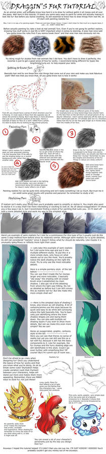 Painting and Stylizing Fur Tutorial