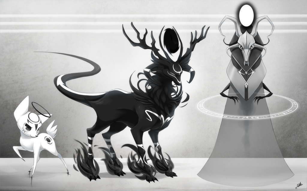 Purgatory Spirits by DragginCat