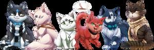 Com: Dem Guardian Cats: Part Dos!