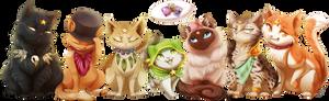 Com: Dem Guardian Cats: Part Cuatro!