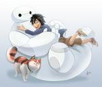 FF: Hiro and Baymax (BH6)