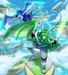 Com: Dragon's Bond: Puregonyte by Seyumei