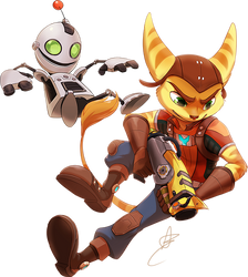 FF: Ratchet and Clank