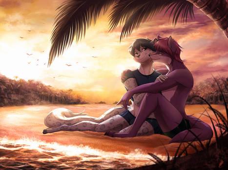 YCH: Tropical Getaway