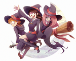 FF: Little Witch Academia