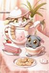 KitTEA Cats