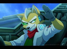 FF: Fox McCloud by Seyumei