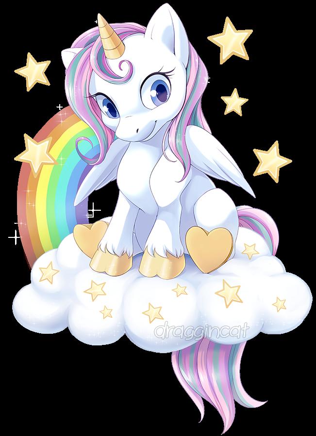 Com: Rainbow Unicorn (not MLP related)