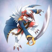 Com: Arrrrrrrf! by Seyumei
