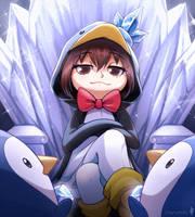 Com: The Penguin Princess by Seyumei
