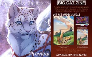 Big Cat Zine is Open For Preorders! by Seyumei